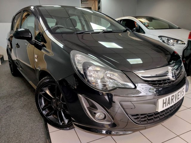 USED 2014 14 VAUXHALL CORSA 1.2 LIMITED EDITION 5d 83 BHP