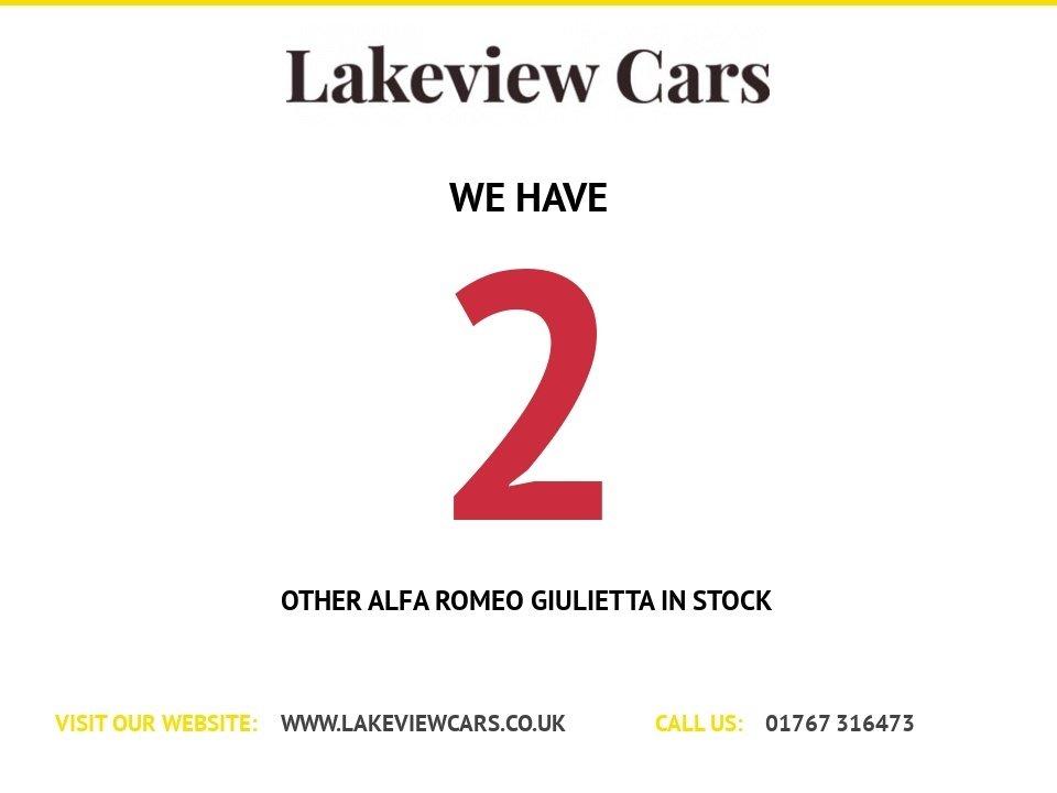 USED 2014 64 ALFA ROMEO GIULIETTA 1.4 TB PROGRESSION 5d 120 BHP