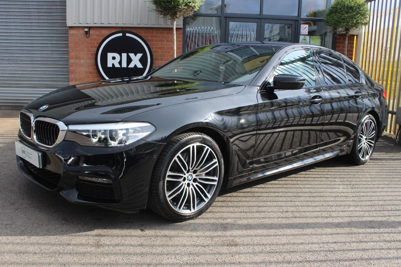 Used BMW 5 SERIES for sale