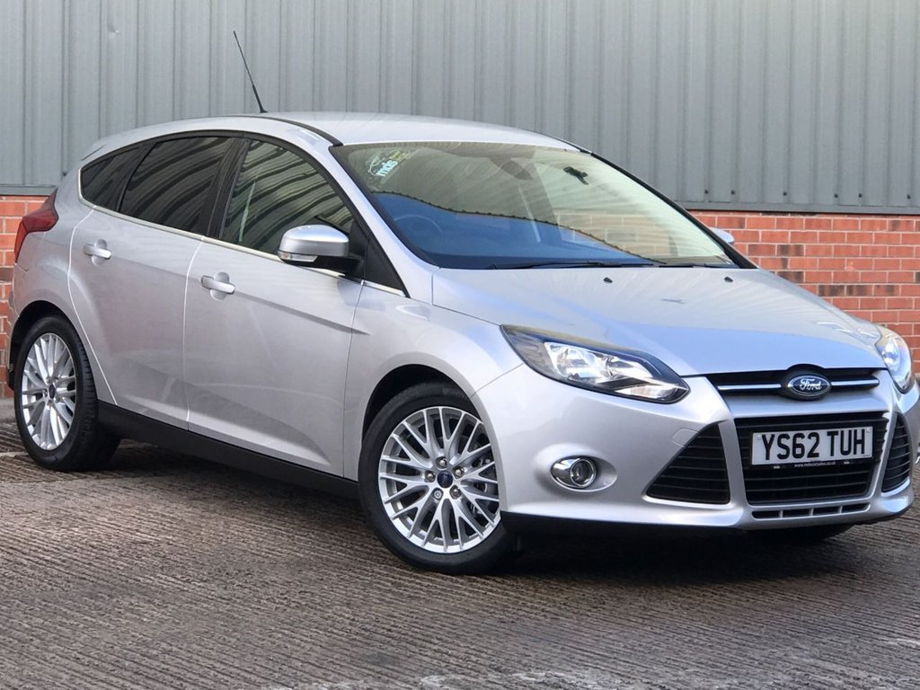 USED 2012 62 FORD FOCUS 1.6 ZETEC TDCI 5d 113 BHP EXCELLENT LOW MILEAGE EXAMPLE