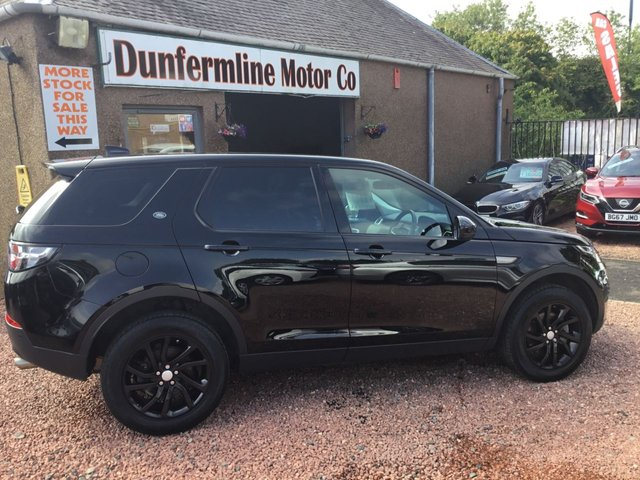 USED 2017 67 LAND ROVER DISCOVERY SPORT 2.0 TD4 SE TECH 5d 180 BHP ++VEHICLE NOW RESERVED ++