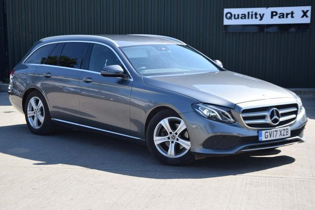 USED 2017 17 MERCEDES-BENZ E-CLASS 2.0 E220d SE G-Tronic+ (s/s) 5dr CALL FOR NO CONTACT DELIVERY