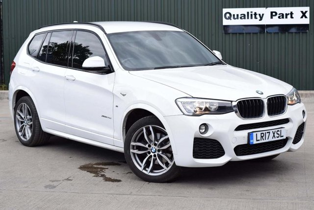 USED 2017 17 BMW X3 2.0 20d M Sport Sport Auto xDrive 5dr CALL FOR NO CONTACT DELIVERY