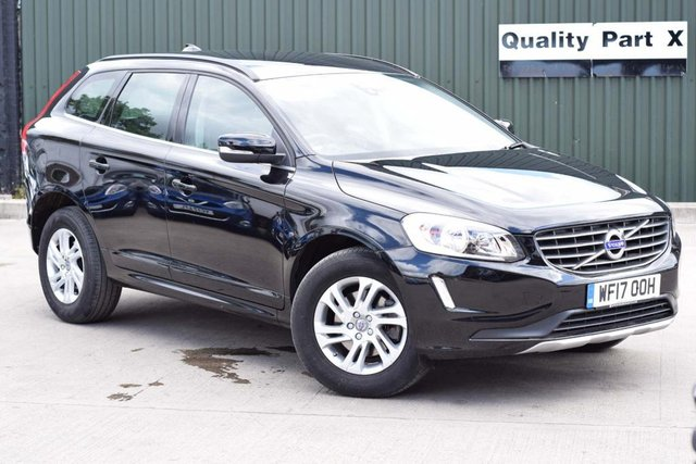 USED 2017 17 VOLVO XC60 2.0 D4 SE Nav (s/s) 5dr CALL FOR NO CONTACT DELIVERY