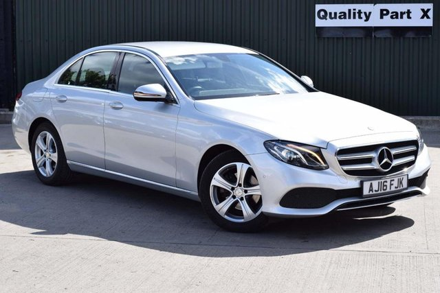 USED 2016 16 MERCEDES-BENZ E-CLASS 2.0 E220d SE G-Tronic+ (s/s) 4dr CALL FOR NO CONTACT DELIVERY