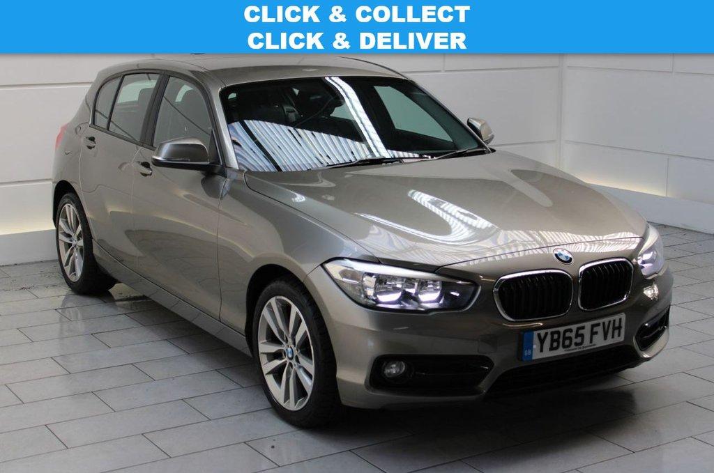 USED 2015 65 BMW 1 SERIES 1.5 116d Sport (start/stop)[SAT NAV]