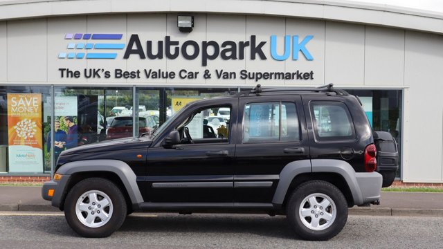 USED 2006 06 JEEP CHEROKEE 2.8 SPORT CRD 5d 161 BHP LOW DEPOSIT FINANCE AVAILABLE . COMES USABILITY INSPECTED WITH 30 DAYS USABILITY WARRANTY + LOW COST 12 MONTHS ESSENTIALS WARRANTY AVAILABLE FOR ONLY £199 .  WE'RE ALWAYS DRIVING DOWN PRICES .