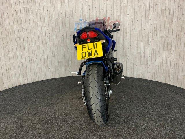 YAMAHA FAZER 8 at Rite Bike