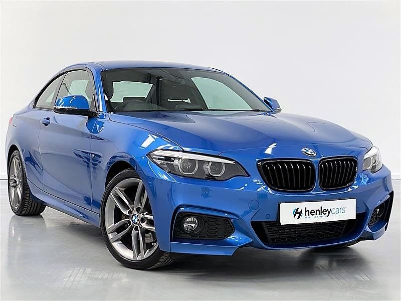 USED 2017 67 BMW 2 SERIES 2.0 220D M SPORT