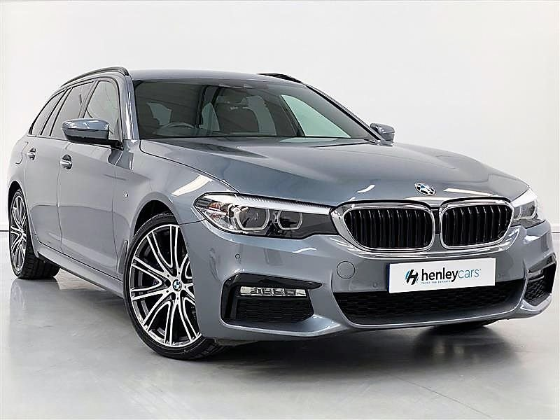 USED 2018 67 BMW 5 SERIES 3.0 530D XDRIVE M SPORT TOURING