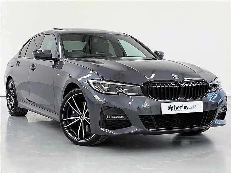USED 2019 69 BMW 3 SERIES 2.0 330E M SPORT