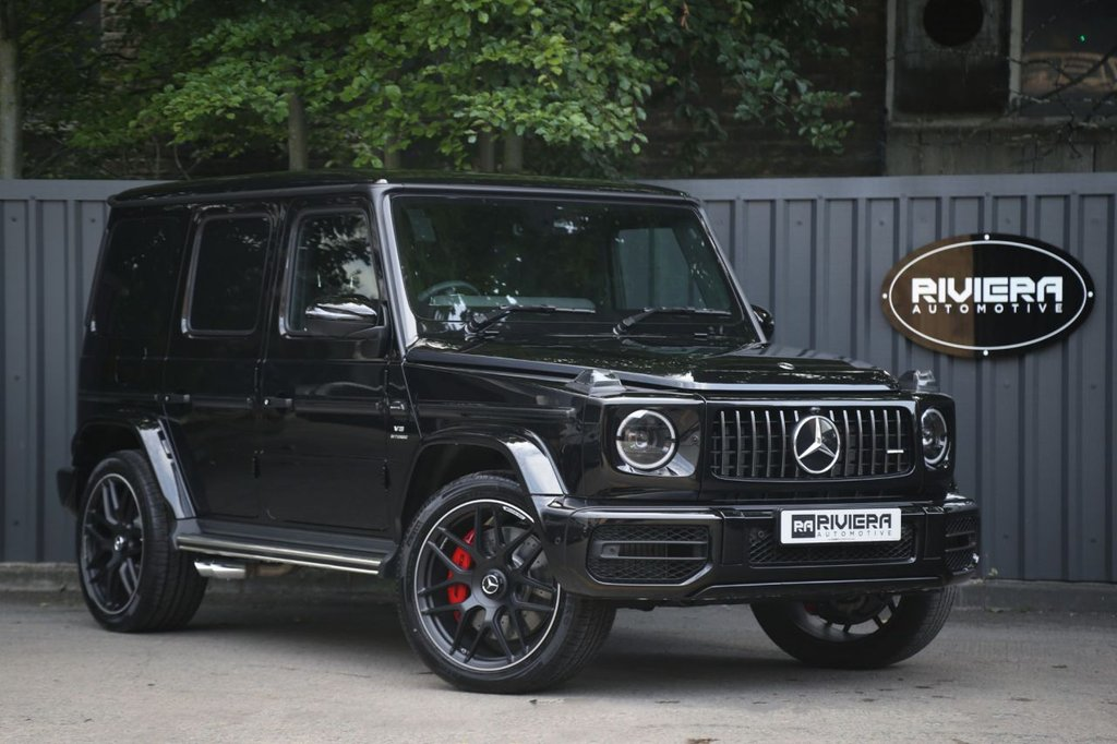 USED 2020 20 MERCEDES-BENZ G-CLASS G63 AMG