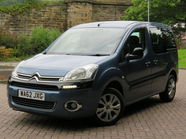 USED 2013 62 CITROEN BERLINGO MULTISPACE 1.6 HDI PLUS 5d 91 BHP