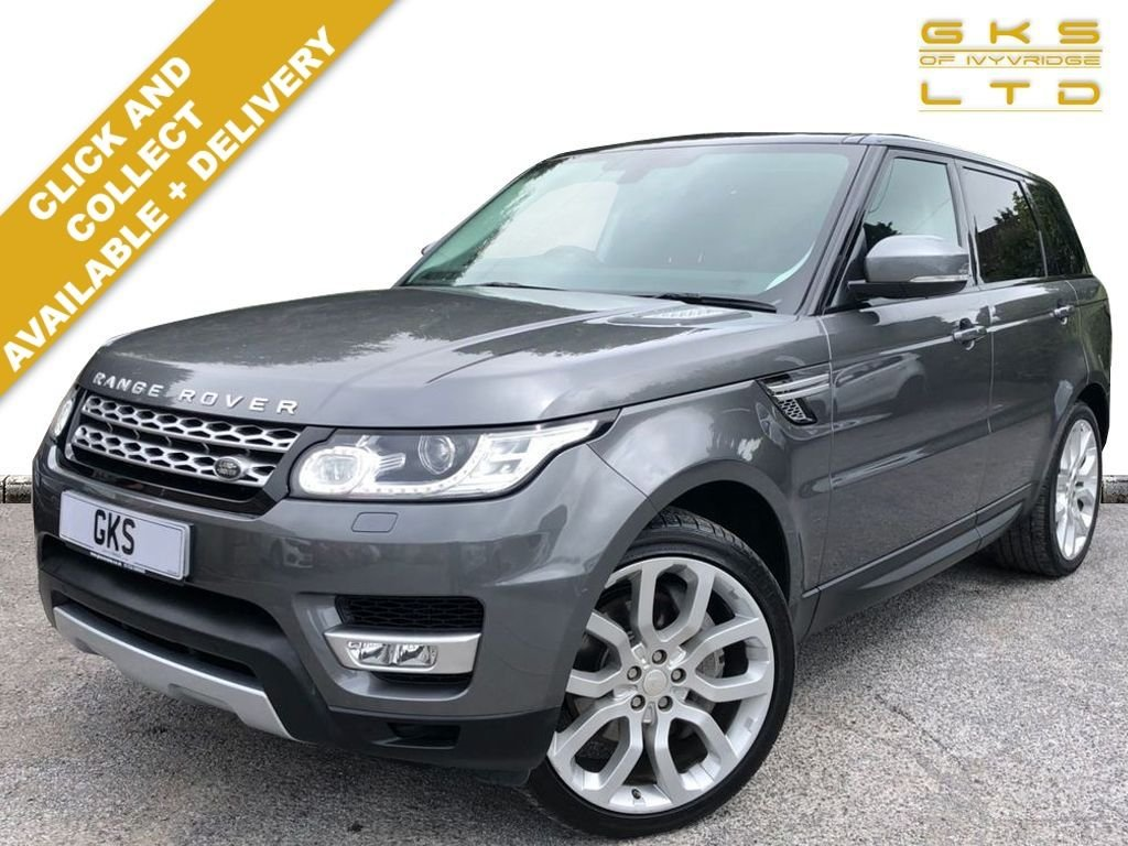 USED 2014 14 LAND ROVER RANGE ROVER SPORT 3.0 SDV6 HSE 5d 288 BHP ** NATIONWIDE DELIVERY AVAILABLE **