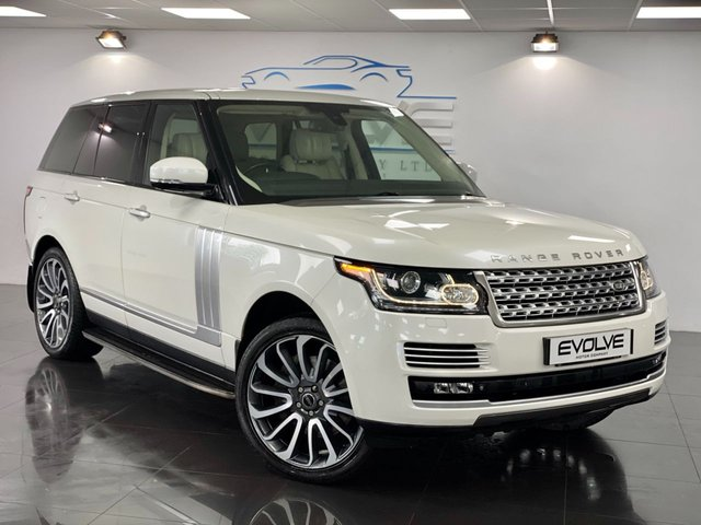 2014 64 LAND ROVER RANGE ROVER 5.0 V8 AUTOBIOGRAPHY 5d 510 BHP