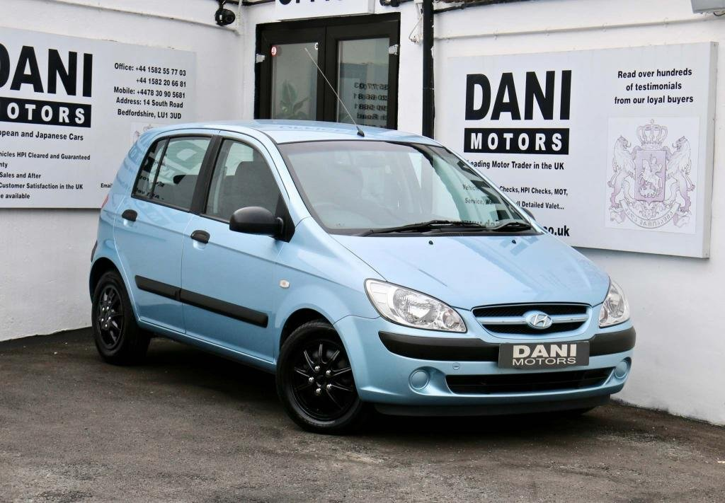 USED 2007 57 HYUNDAI GETZ 1.4 GSi 5dr *GREAT VALUE*