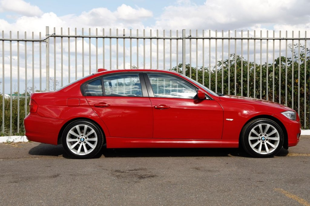 USED 2010 10 BMW 3 SERIES 2.0 320I SE BUSINESS EDITION 4d 168 BHP