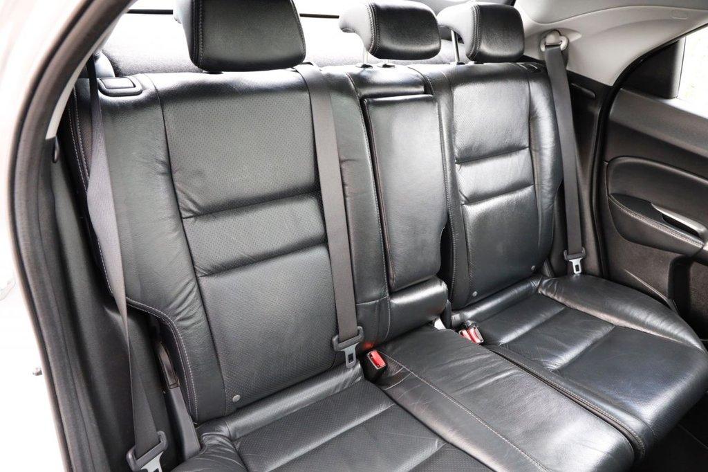USED 2009 59 HONDA CIVIC 1.8 I-VTEC EX GT 5d 138 BHP
