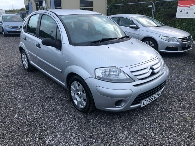 2009 59 CITROEN C3 1.4 AIRDREAM PLUS HDI 5d 68 BHP