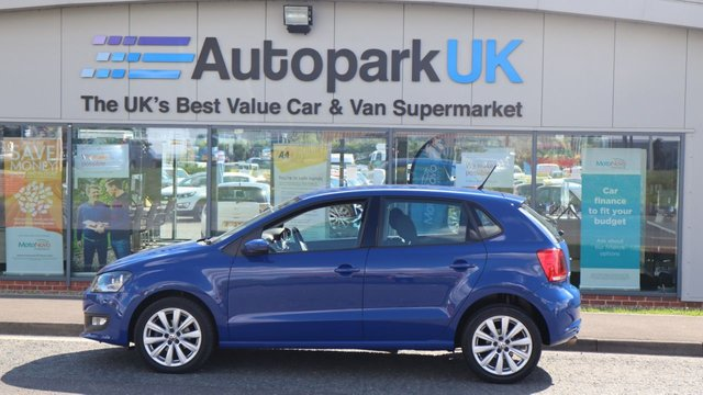 USED 2013 62 VOLKSWAGEN POLO 1.4 SEL DSG 5d 85 BHP LOW DEPOSIT OR NO DEPOSIT FINANCE AVAILABLE . COMES USABILITY INSPECTED WITH 30 DAYS USABILITY WARRANTY + LOW COST 12 MONTHS ESSENTIALS WARRANTY AVAILABLE FOR ONLY £199 .  WE'RE ALWAYS DRIVING DOWN PRICES .