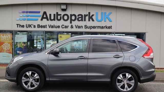 USED 2013 13 HONDA CR-V 2.2 I-DTEC EX 5d 148 BHP LOW DEPOSIT OR NO DEPOSIT FINANCE AVAILABLE . COMES USABILITY INSPECTED WITH 30 DAYS USABILITY WARRANTY + LOW COST 12 MONTHS ESSENTIALS WARRANTY AVAILABLE FOR ONLY £199 .  WE'RE ALWAYS DRIVING DOWN PRICES .