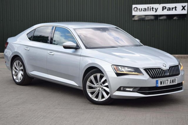 USED 2017 17 SKODA SUPERB 2.0 TDI CR DPF Laurin & Klement 4WD (s/s) 5dr CALL FOR NO CONTACT DELIVERY