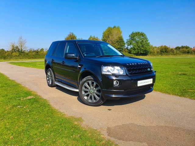 2013 13 LAND ROVER FREELANDER 2 2.2 SD4 DYNAMIC 5d 190 BHP (FREE 2 YEAR WARRANTY)