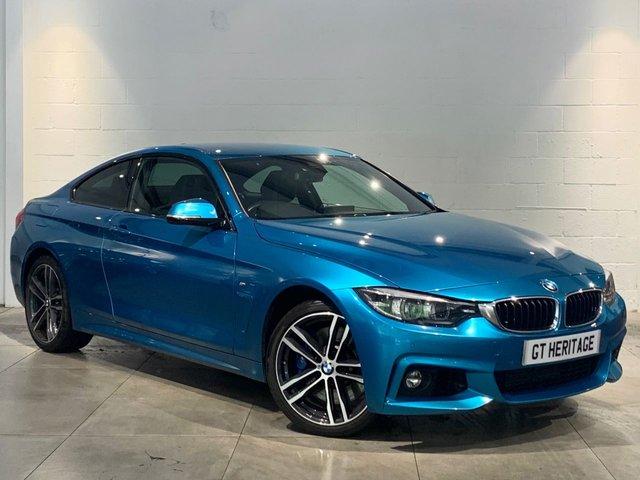 2017 17 BMW 4 SERIES 435D XDRIVE M SPORT [HUD}{HUGE SPEC]