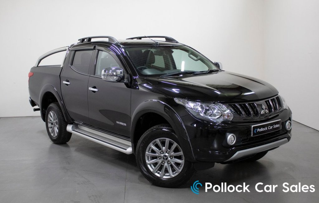 USED 2019 MITSUBISHI L200 WARRIOR 178BHP MANUAL - 3.5T TOWING - NEVER TOWED 3.5T Towing, Never Towed, 4000Miles, Excellent Condition