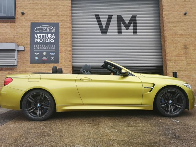 USED 2016 16 BMW M4 3.0L M4 2d 426 BHP