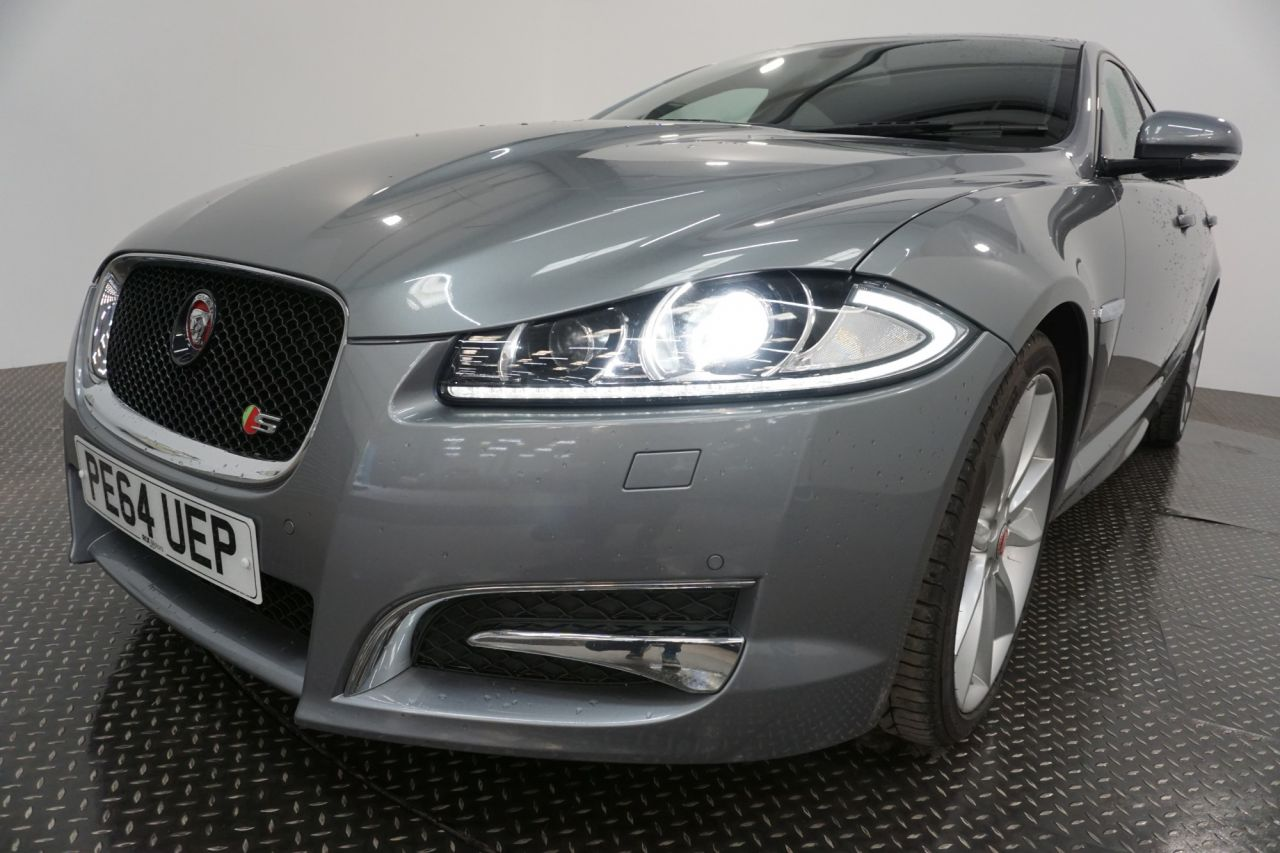 Used JAGUAR XFfor sale