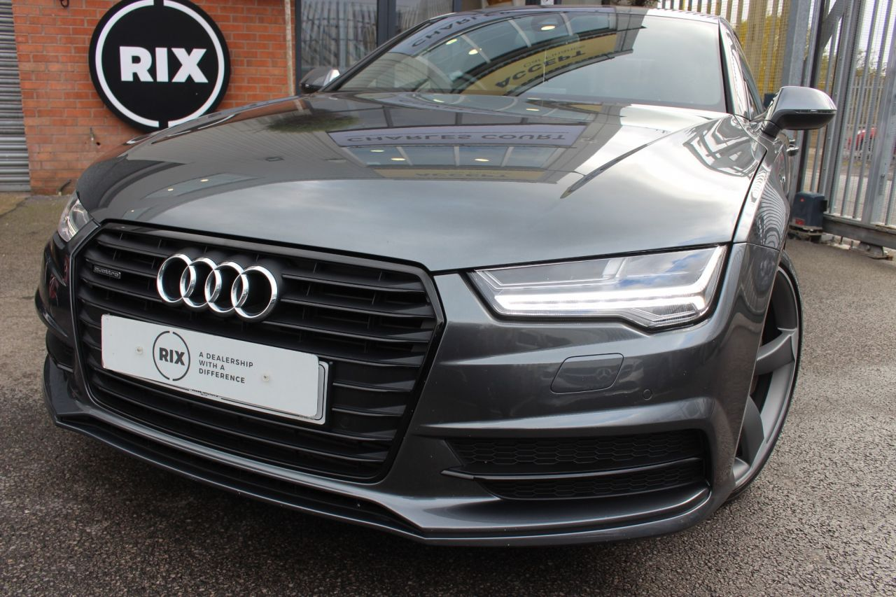 Used AUDI A7 for sale
