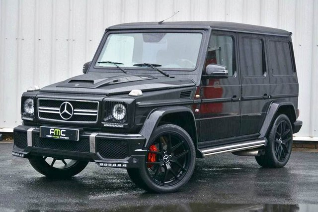 View our MERCEDES-BENZ G-WAGEN