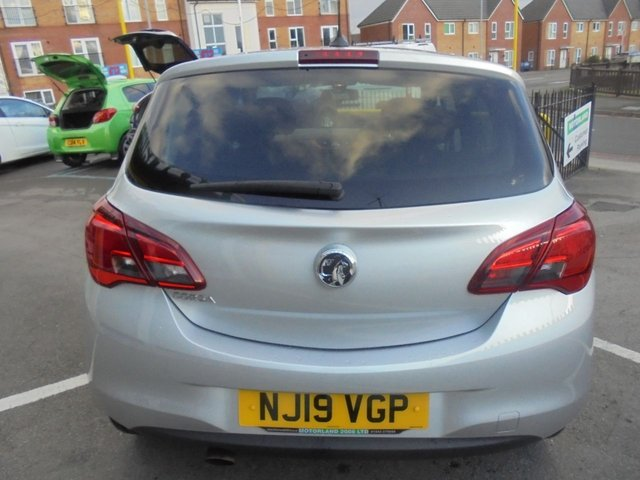 USED 2019 19 VAUXHALL CORSA 1.4 GRIFFIN 5d 74 BHP **CLICK AND COLLECT ON YOUR NEXT CAR**