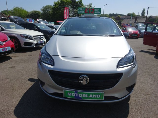 USED 2019 19 VAUXHALL CORSA 1.4 GRIFFIN 5d 74 BHP **BOOK YOUR TEST DRIVE NOW *