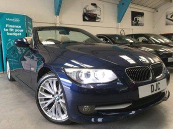 2011 BMW 3 SERIES 3.0 335I SE 2d 302 BHP