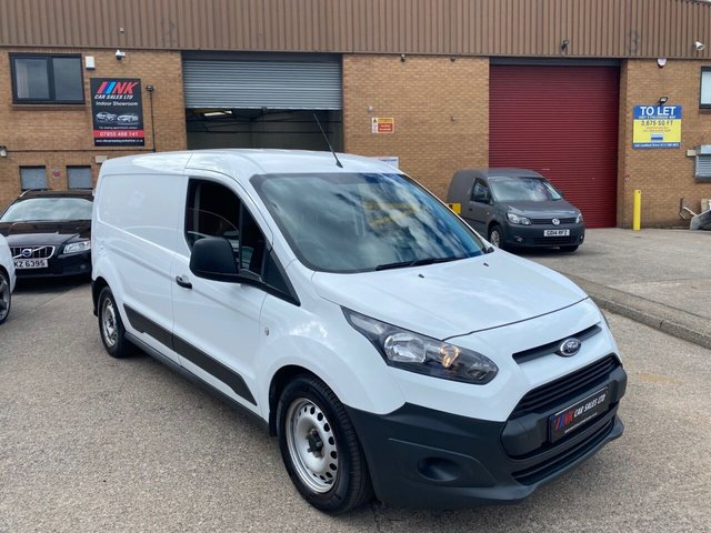 2015 65 FORD TRANSIT CONNECT 1.6L 210 P/V 0d 114 BHP LONG WHEEL BASE 6 SPEED LOW MILES SOLD TO MR RICHARDSON FROM SHEFFIELD