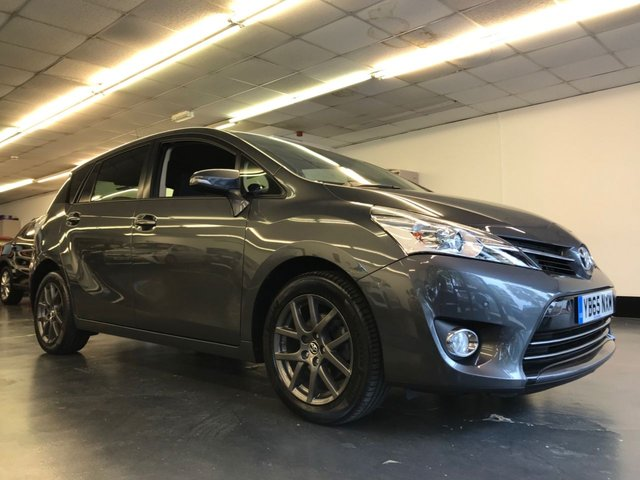 USED 2015 65 TOYOTA VERSO 1.8 VALVEMATIC TREND 5d 145 BHP