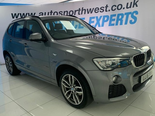 BMW X3 at Autos North West