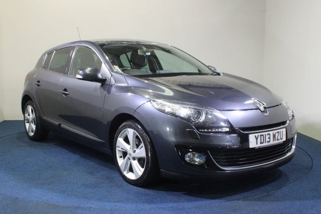 USED 2013 13 RENAULT MEGANE 1.6 DYNAMIQUE TOMTOM ENERGY DCI S/S 5d 130 BHP