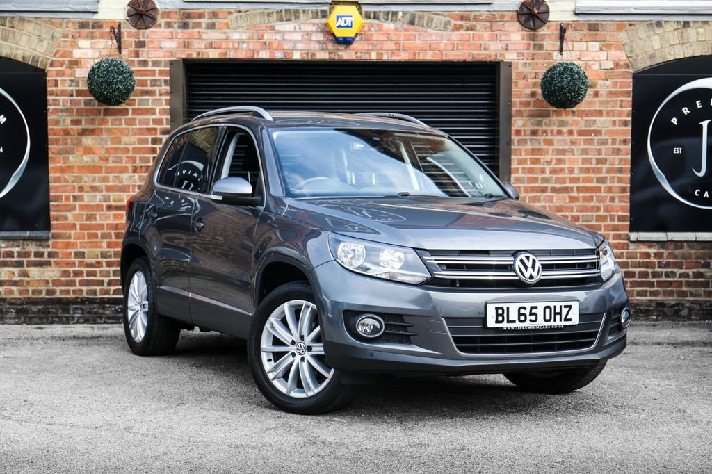USED 2015 65 VOLKSWAGEN TIGUAN 2.0 MATCH EDITION TDI BMT 4MOTION 5d 148 BHP