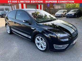 2008 FORD FOCUS 2.5 ST 500 3d 225 BHP £14997.00