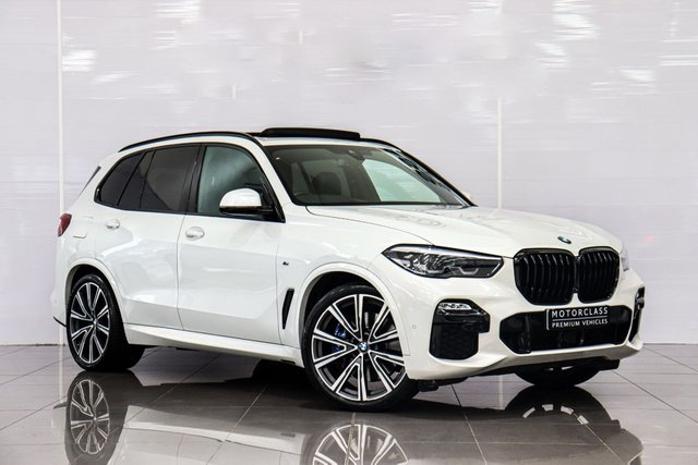 USED 2019 19 BMW X5 3.0 XDRIVE30D M SPORT 5d 261 BHP