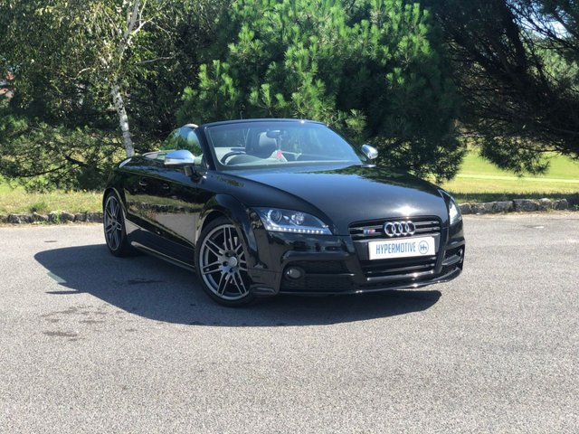 USED 2013 13 AUDI TTS 2.0 TTS TFSI QUATTRO BLACK EDITION Leather | BOSE | Heated Seats