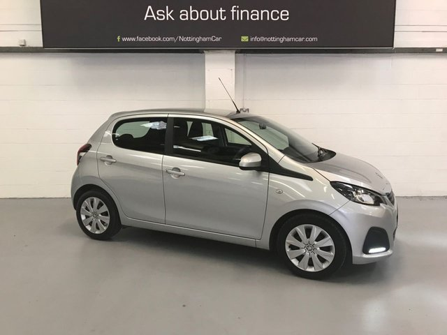 USED 2015 15 PEUGEOT 108 1.0 ACTIVE 5d 68 BHP