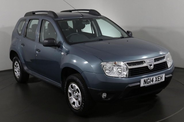 2014 14 DACIA DUSTER 1.5 AMBIANCE DCI 5d 107 BHP