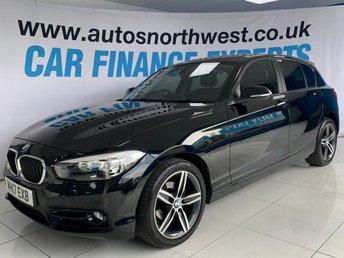 2017 BMW 1 SERIES 1.5 116D SPORT 5d 114 BHP £11500.00