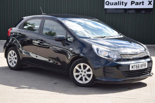 USED 2016 66 KIA RIO 1.1 CRDi ISG 1 Air (s/s) 5dr JUST ARRIVED