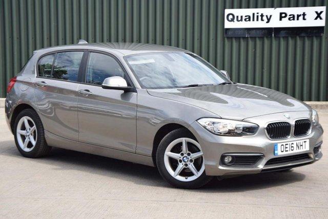 USED 2016 16 BMW 1 SERIES 1.5 116d SE (s/s) 5dr ULEZ,SATNAV,BLUETOOTH,DAB