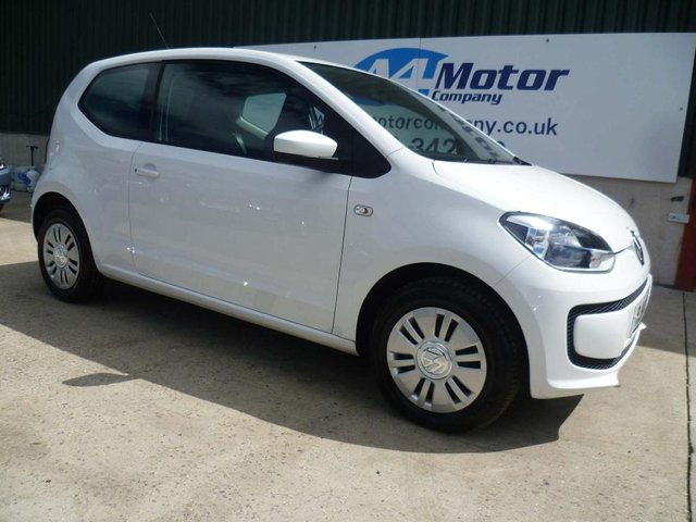 2014 14 VOLKSWAGEN UP 1.0 Move up! 3dr